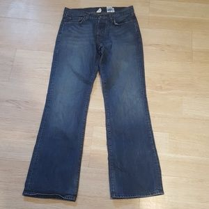 MEN'S LUCKY BRAND DUNGAREES